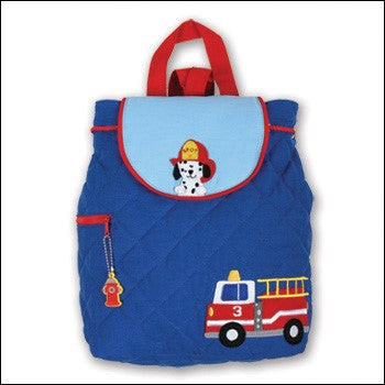 Stephen Joseph Firetruck Backpack
