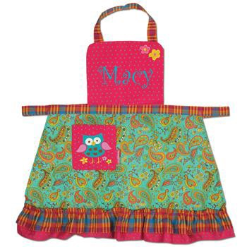 Cupcake Apron for Toddlers