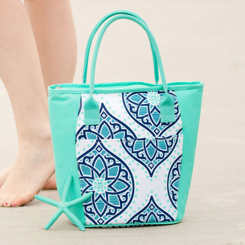 *SHIPPING MID JUNE* Boho Cooler Bag