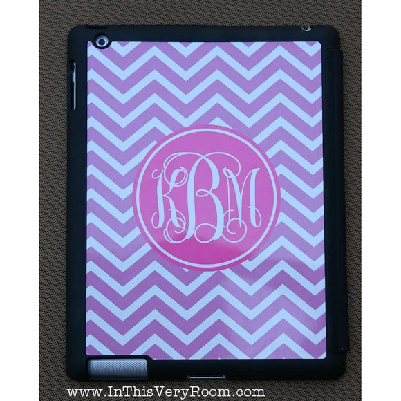Snap-On Chevron Stripes: iPads & Kindle Fire