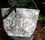 *SOLD OUT* Paradise Oilcloth Tote Bag - inthisveryroom
