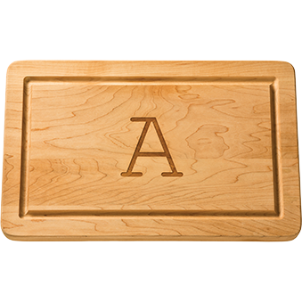 Rectangle Cutting Board: Sizes 13