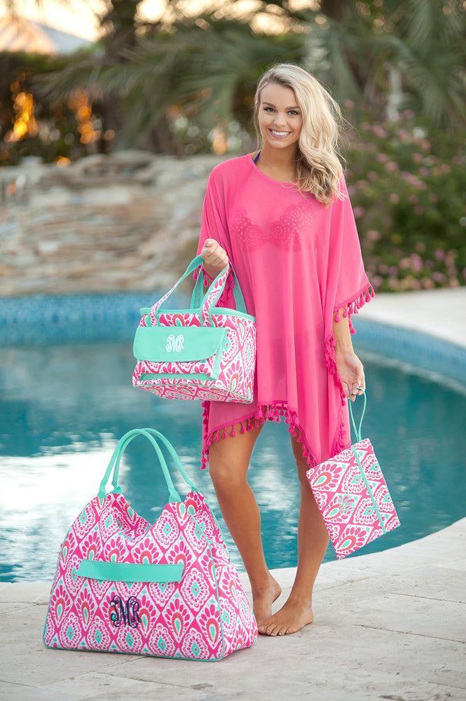 Sorbet Large Beach Bag