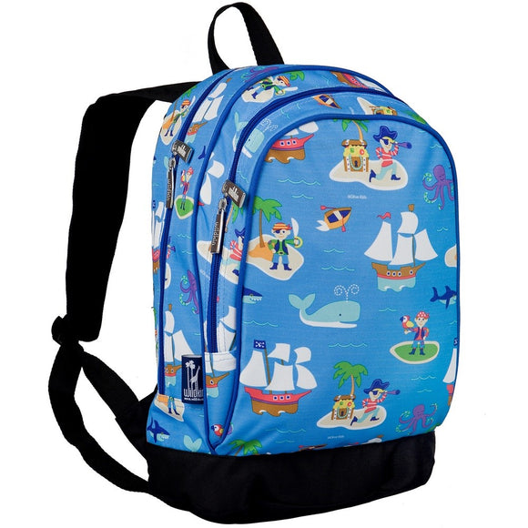 Pirate Toddler/Pre-K/Kinder Backpack