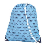 Personalized Drawstring Bag for Boys