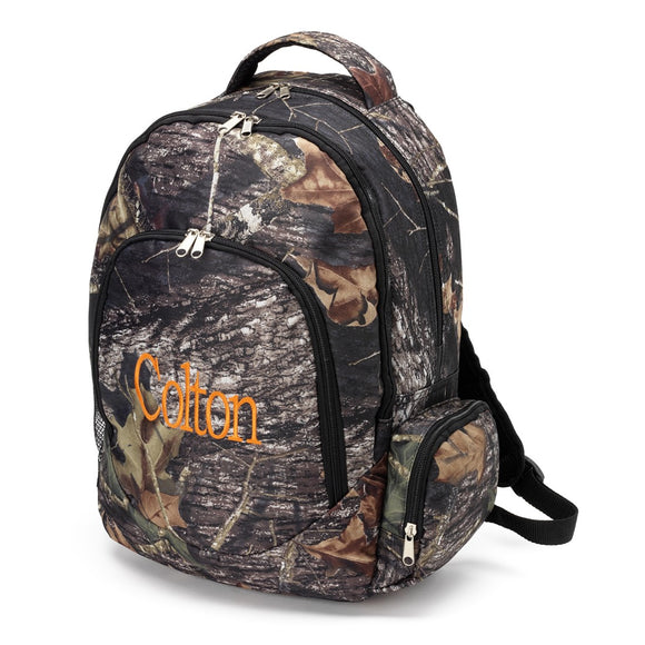The Woods - Camo Backpack