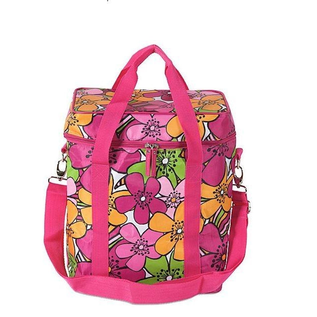 *ALMOST GONE* Large Cooler: Floral Splash