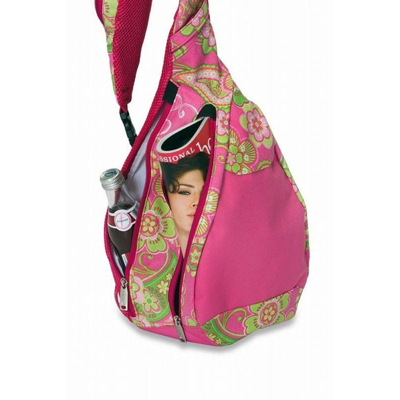 Insulated Sling - Pink Paisley