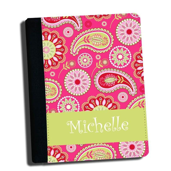 Pretty Paisley Tablet Folio Case (iPad, Kindle, Nook)