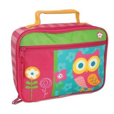 Stephen Joseph Bright Owl Lunch Kit