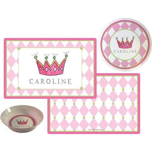 Little Princess Kids' Dish Set