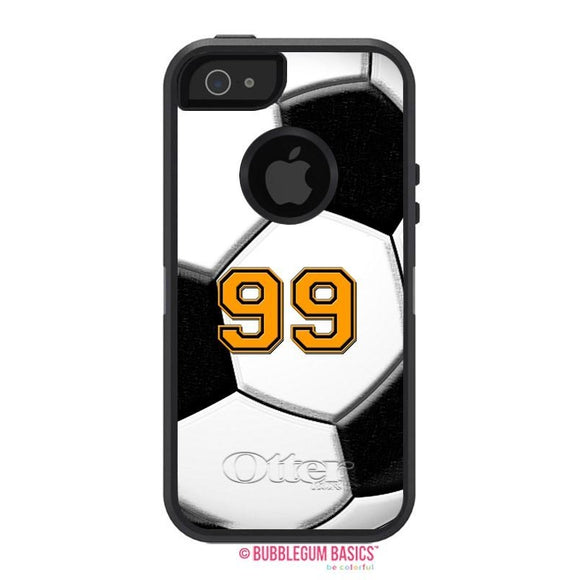 Soccer Otterbox Case