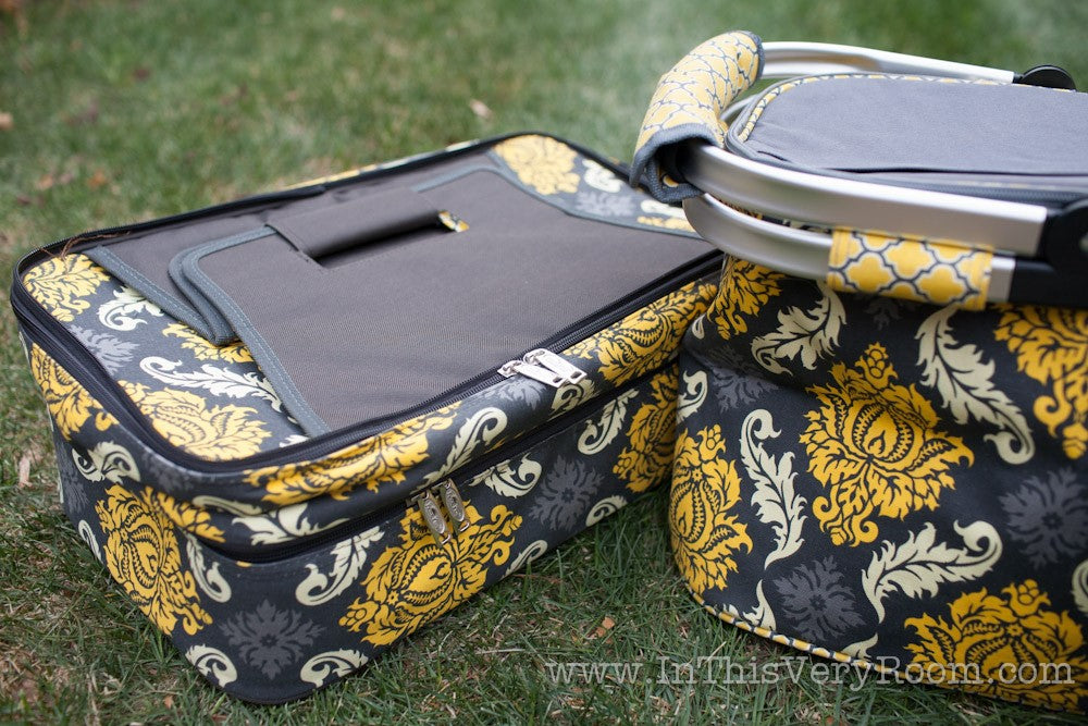 Provence Flair - Casserole & Food Carrier