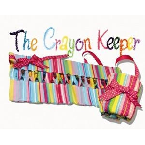 Crayon Keeper for Girls