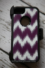 Personalized Fun Chevron Otterbox Case