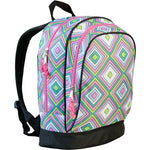 *SOLD OUT* Retro Print Toddler/Pre-K/Kinder Backpack - inthisveryroom