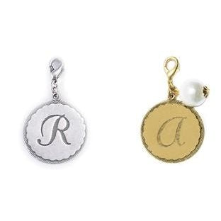 *CLOSEOUT* John Wind Enhance Charms - Gold & Silver - inthisveryroom