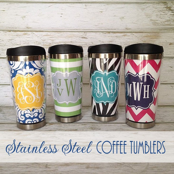 Personalized Travel Coffee Mug for Women