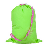 *SOLD OUT* Lime & Pink Travel Bag - inthisveryroom