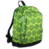 Green Dots Toddler/Pre-K/Kinder Backpack