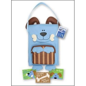 Stephen Joseph Dog Lunch Sack