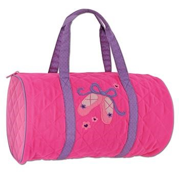 Ballet Quilted Duffle Bag - inthisveryroom