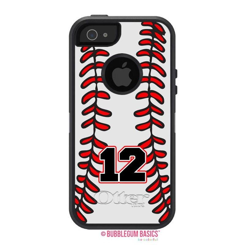 Baseball Otterbox Case
