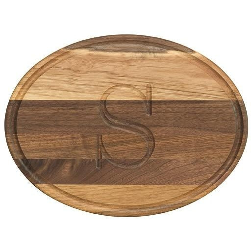 Walnut Oval Cutting Board - 2 Sizes