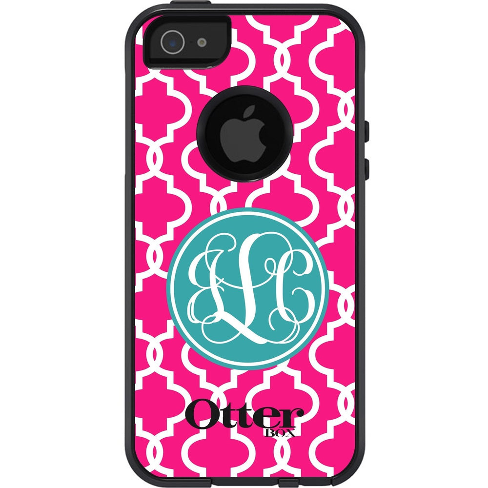 Personalized Modern Twists Otterbox Case