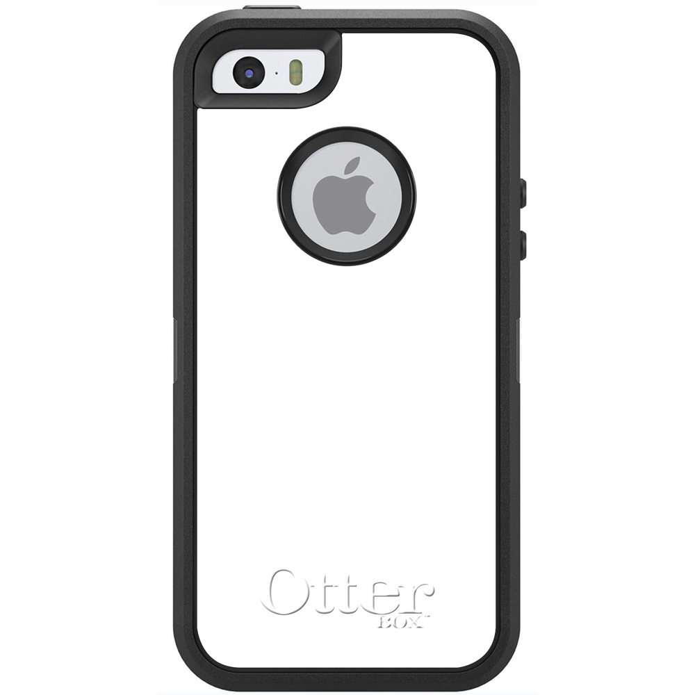 Personalized iPhone SE Defender Otterbox Case