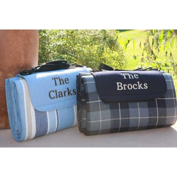 Personalized Picnic Mat - Waterproof Outdoor Picnic Blanket