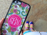 Flirty Floral Xtreme Tough Cases for iPhones 4/5/6