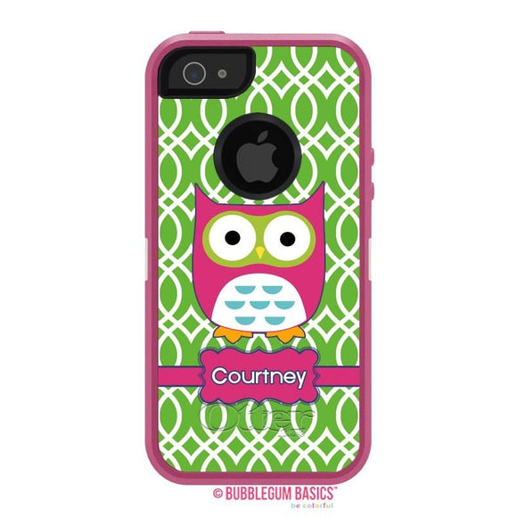 Cute Owl Otterbox Case