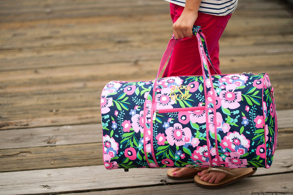 Posie Travel Duffel Bag