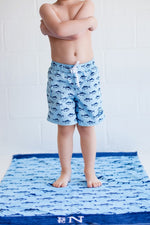 Finn Swim Shorts for Boys