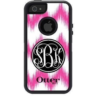 Personalized Fun Chevron Otterbox Case for iPhones, Galaxy