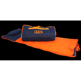 *SOLD OUT* Navy & Orange Nap Mat - inthisveryroom