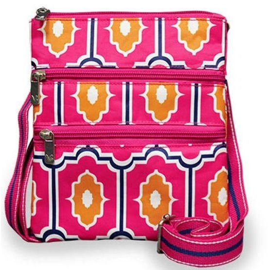 *ALMOST GONE* Morocccan Cross Body Purse