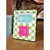 Personalized Monogrammed Picture Frames - Cute