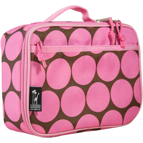 Big Pink Dots Lunch Kit - inthisveryroom
