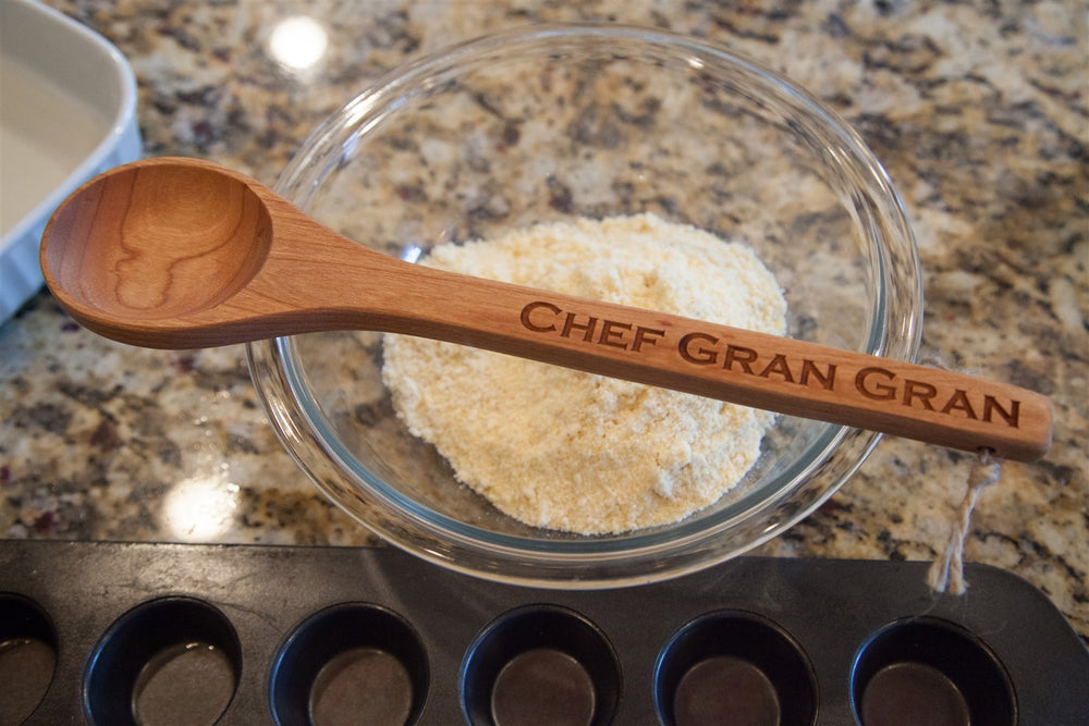 Personalized Wooden Spoon