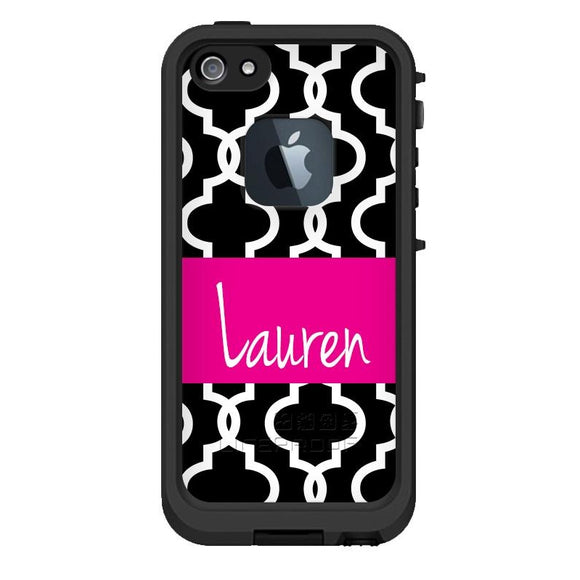 Personalized LifeProof Cases - Customer Printed, Initials