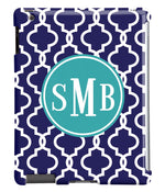 Modern Twists - Snap on Tablet Case