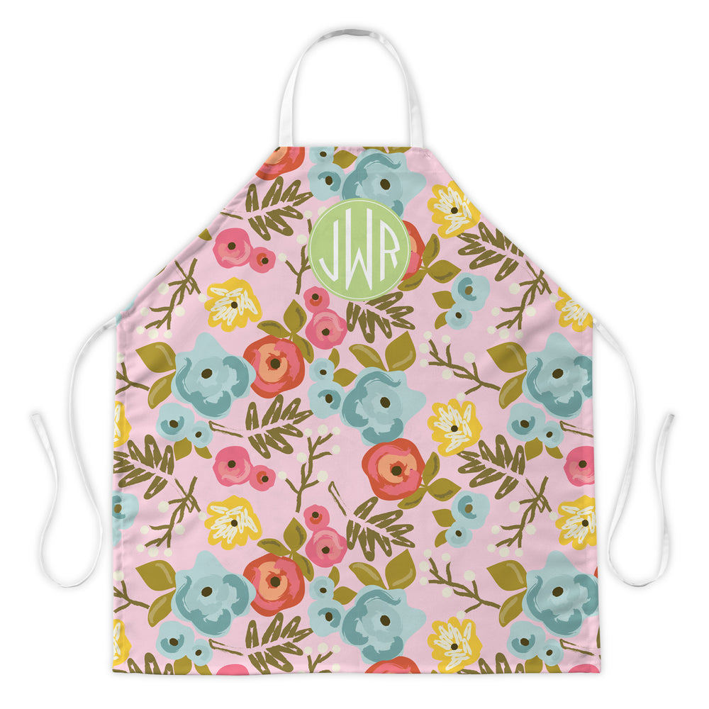 Bloom Apron by Clairebella - Several Colors!