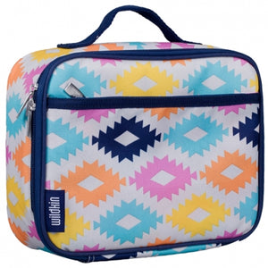 Aztec Lunch Bag - inthisveryroom