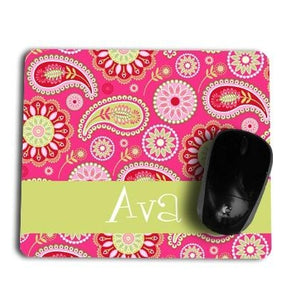 Pretty Paisley Mousepad