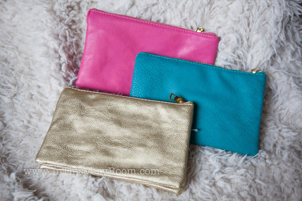 Ultimate Cross-Body Purse 3-in-1!