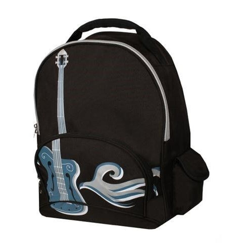 Rocker School Backpack By Four Peas