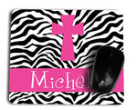 Zebra Cross Mousepad