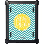 Chevron Stripes iPad Otterbox Defender Case
